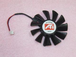 55mm ATI NVIDIA GeForce GT 240 VGA Video Card Cooler Fan Replacement