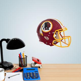 Washington Redskins FATHEAD Official Helmet Logo Vinyl Wall Graphic