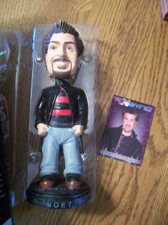 Joey Fatone Jr NSYNC Bobble Head Doll Best Buy Exclusive IOB 2001