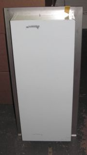 34 Recessed Wall Fire Extinguisher Storage Cabinet w Clear Dome Door