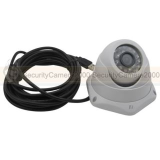 1CH VGA Resolution Real time Night Vision Indoor Notebook DVR