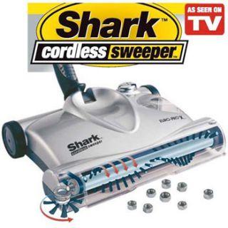 Shark Euro Pro High Performance Cordless Sweeper