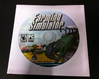 Brand New Farming Simulator PC Game