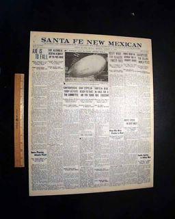 Babe Ruth Hits 500th Home Run New York Yankees 1929 Old Newspaper MLB
