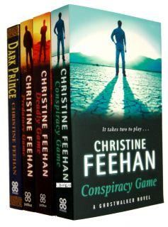 Christine Feehan 4 Books Set Dark Prince, Game