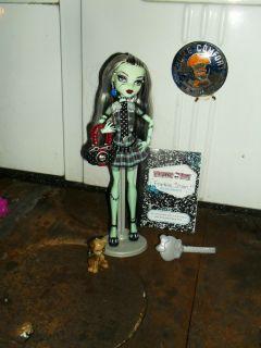 Monster High Frankie Stein Doll First Wave