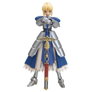 Fate Stay Night Saber 1 8 Action Figure Type Moon EB Craft