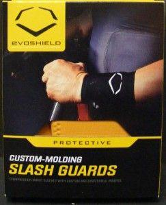 EvoShield Protective Slash Guards Hockey Lacrosse Football Size Large