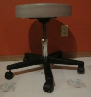 Medical Dental Veterinary Exam Examination Room Stool Chair