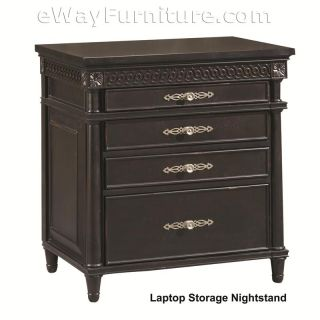 French bedroom furniture black luxury upholstered sleigh for American federal bedroom furniture
