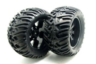 Bigfoot car & Truck Tires for EXCEED R/C WIND HOBBY HSP RC Car 200402