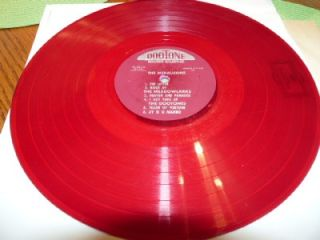 Penguins Dootone Red Vinyl w Earth Angel Doo Wop