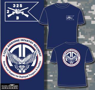 Air Airborne Infantry Regiment Bravo Company Fort Bragg T Shirt