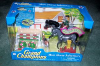 Empire Toys Grand Champions Horse Set Oldenburg Cute