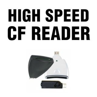 High Speed Compact Flash CF Card Reader