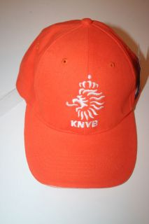 Netherlands knvb FIFA World Cup Orange Hat Cap Holland
