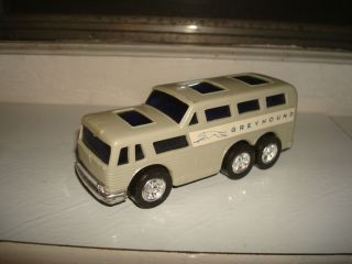 RARE Vintage F w Woolworth Greyhound Bus Must See