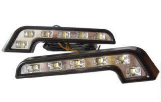 DRL High Power LED Lights Fiat Punto MK1 MK2 MK3 Abarth