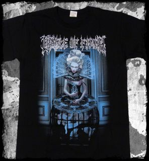 Cradle of Filth Whorring Dark Dominion T Shirt Official Fast SHIP