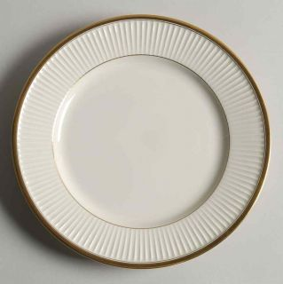 fitz floyd classique d or buff salad plate 126912