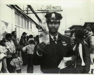 PT PHOTO aar 519 Mel Floyd Police Officer Philadelphia Pennsylvania