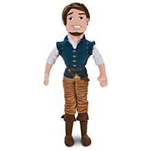 "Flynn Rider Plush Doll 21"" New Tangled Rapunzel"