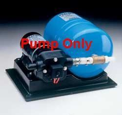 Flojet Pump Only for High Volume Water Pressure System 04325 143A RV