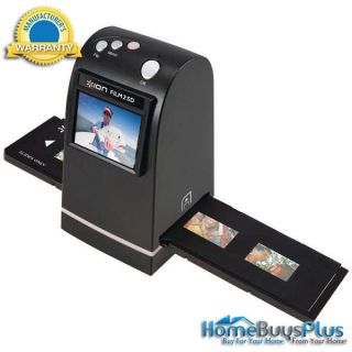 ion film2sd film 2 sd 35mm film slide scanner