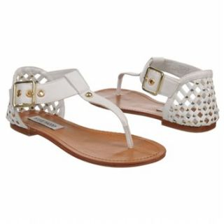 Steve Madden Womens Suttle White Multi