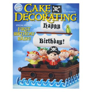 Wilton Cake Decorating First Birthday Bash 2010 Yearbook