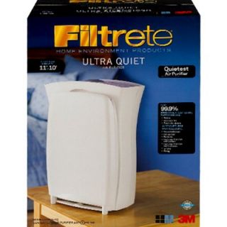 This Filtrete™ Air Purifier has a combination of high performance
