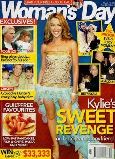 Kylie Minogue Mark Webber Steve Irwin Travis Fimmel 03