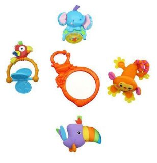 New Fisher Price Rainforest Baby Gym Toys L1345 K4562