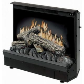 Electric Fireplace Insert Heater w Fan Remote New
