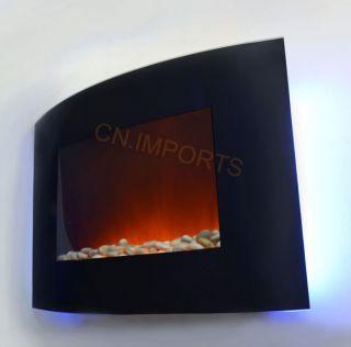 Wall Mounted Fireplace Heater Backlight KD 520APB