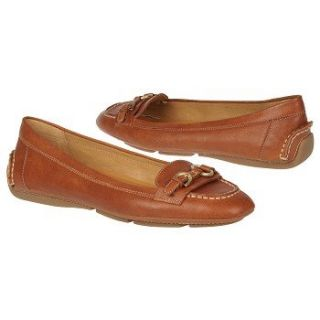 Franco Sarto Womens Manet Terracotta Leather