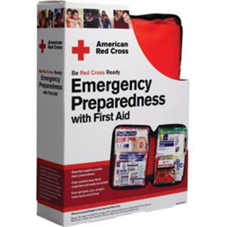 New First Aid Only™ American Red Cross Emergency Preparedness Kit