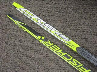 Fischer CRS Skate XC Ski NIS 2010 187 cm New