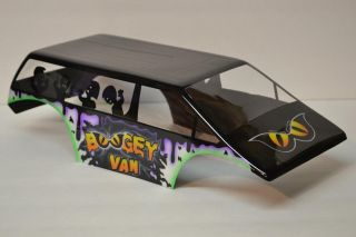 Vtg Ford Aerostar Bigfoot Shuttle Monster Jam Truck Van Body Areo Star
