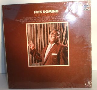 fats domino ain t that a shame vinyl lp album rare