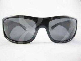 BLACK FLYS Sunglasses Shiny Black DEFLYANT Shiny Black POLARIZED