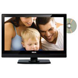 RCA Portable 12 V Volt Flat Screen 19 LED AC DC TV Television Car