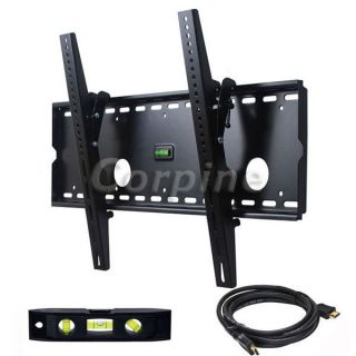 Tilt Plasma LCD LED Flat Panel Screen TV Wall Mount Bracket for LG 47