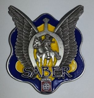 17 CAV CAVALRY ARMY FORT BRAGG NC 82ND 82D AIRBORNE COMMNDER