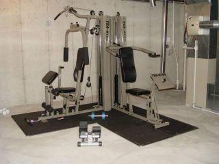 Multi Station Home Gym TSA 9100 fitness exercise equipment rarely used