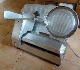 Rheninghaus Mondial Heavy Duty Commercial Meat Food Slicer 300mm Blade