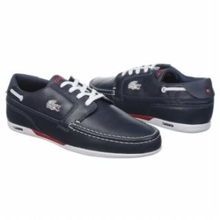 Mens Lacoste Dreyfus Dark Blue/White