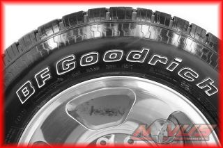 17 FORD F250 F350 EXCURSION POLISHED ALLOY OEM WHEELS BFG BFGOODRICH