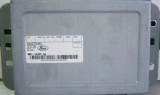 Ford Sirius Satellite Radio Tuner New Part Works with Factory System