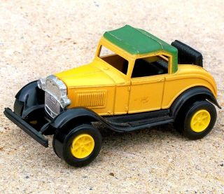 Tootsietoy 1931 Ford Model A Roadster Car 5